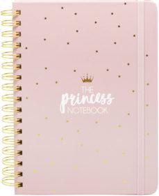 libreta agenda you are the princess-8432715103202