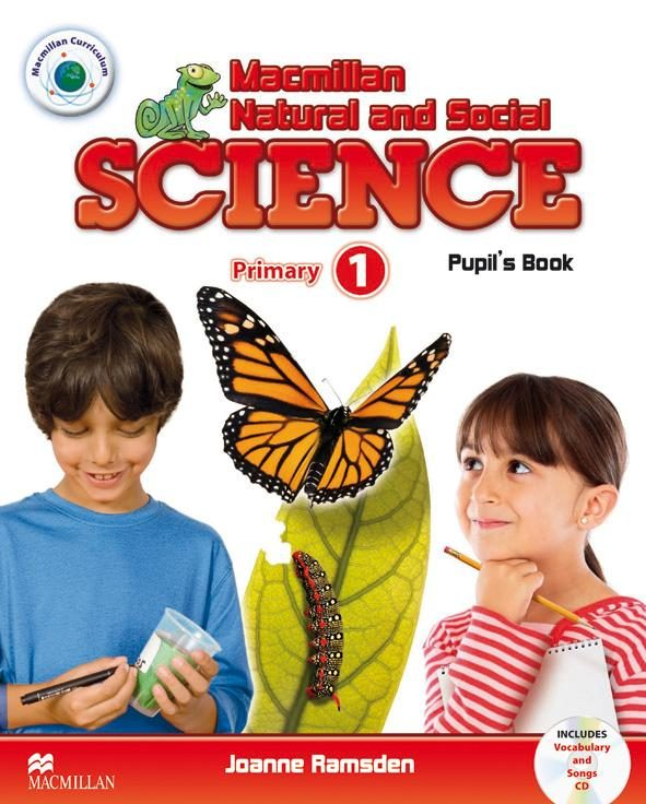 descargar MACMILLAN NATURAL AND SOCIAL SCIENCE 1 PUPIL´S BOOK PACK pdf, ebook