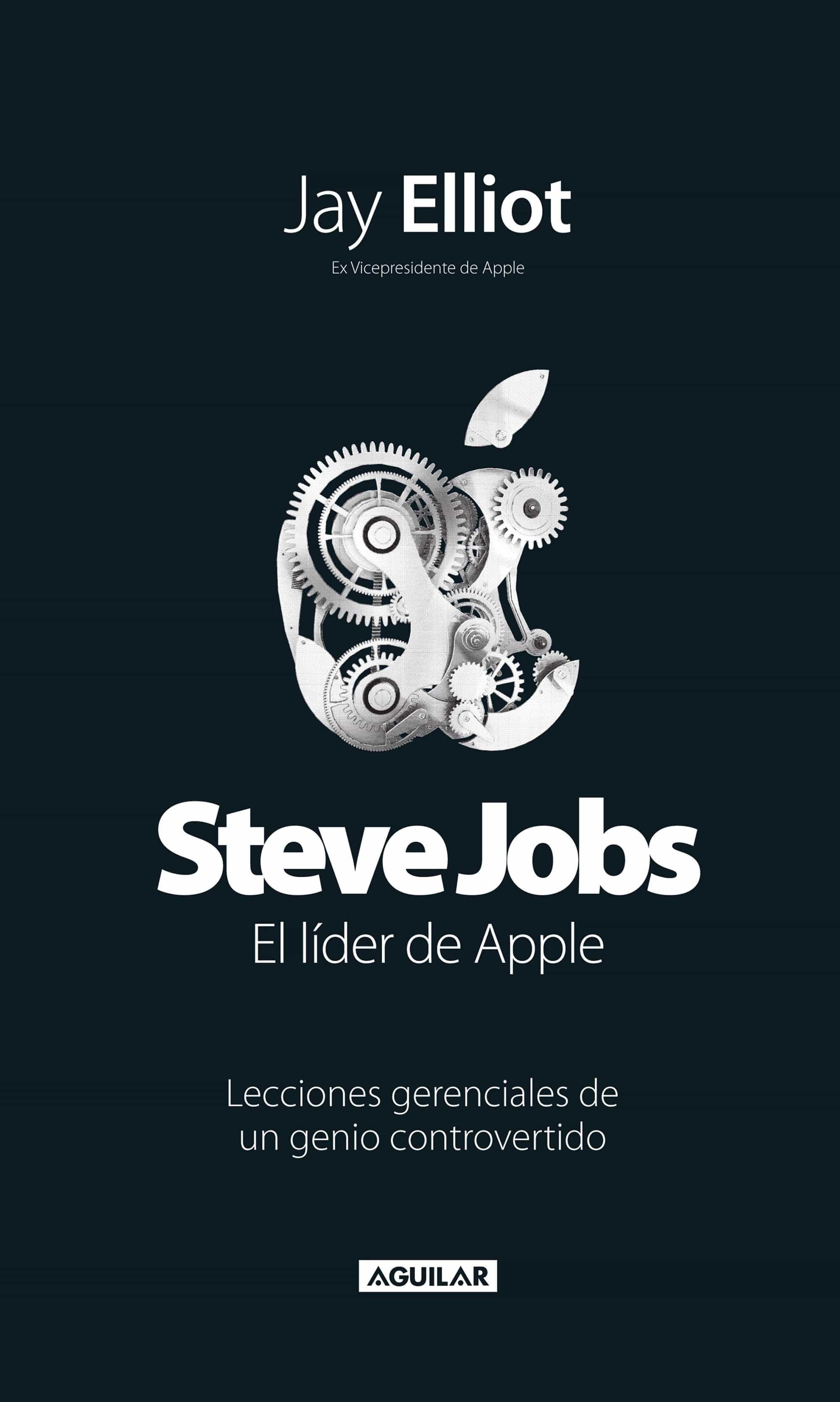 steve jobs el lÍder de apple ebook jay elliot descargar libro