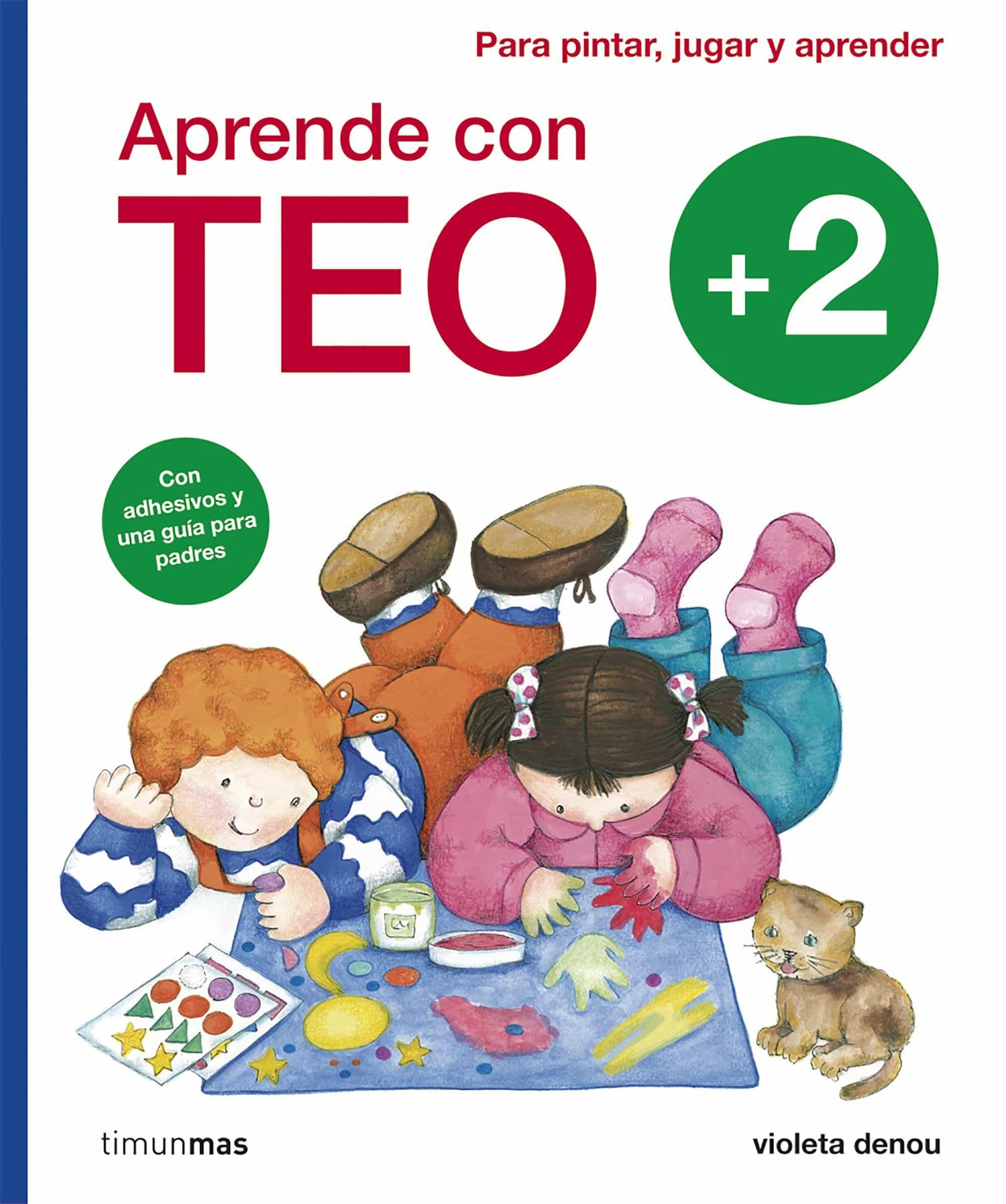 Aprende Con Teo (+2) por Violeta Denou