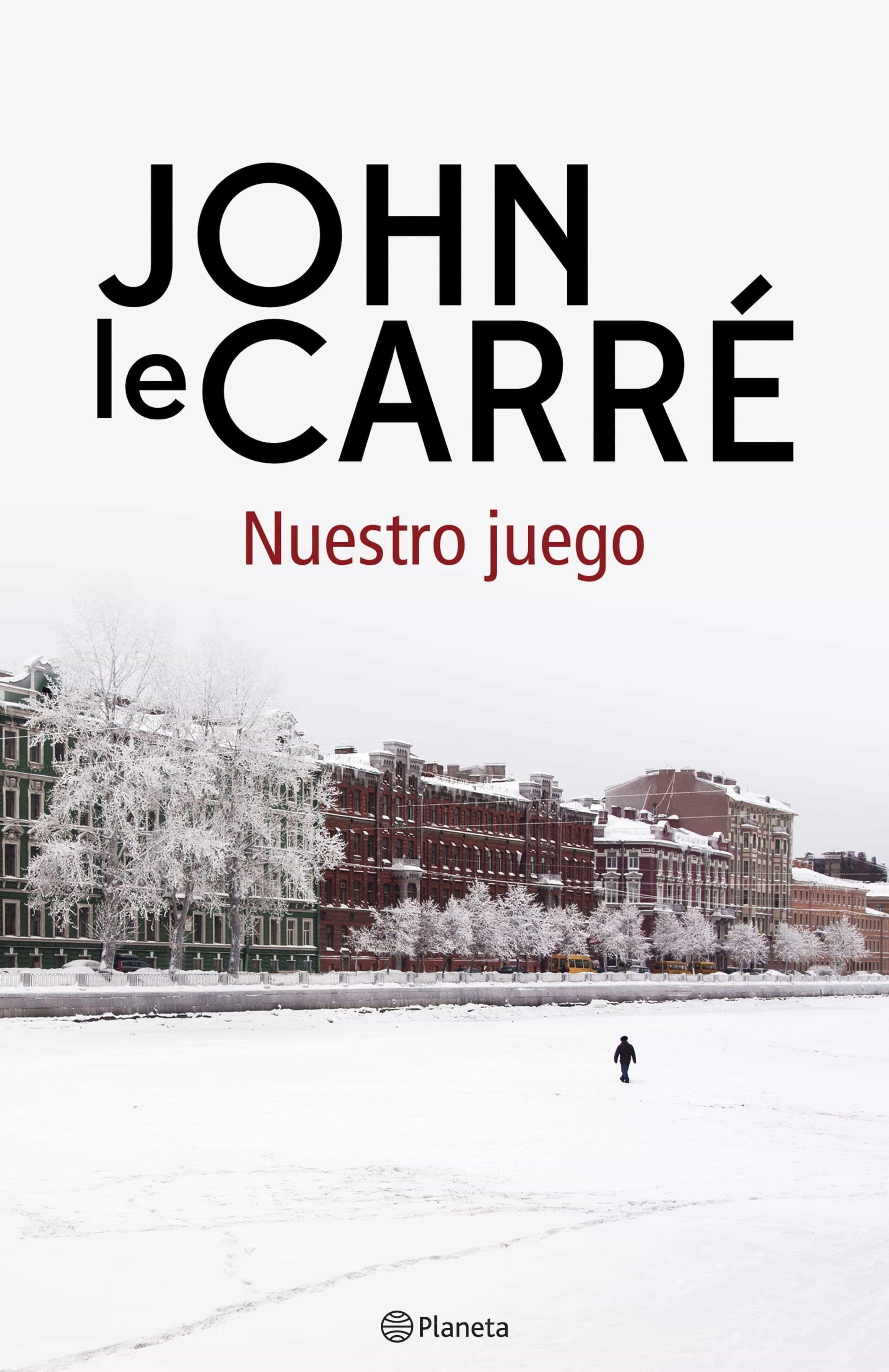 Nuestro Juego   por John Le Carre