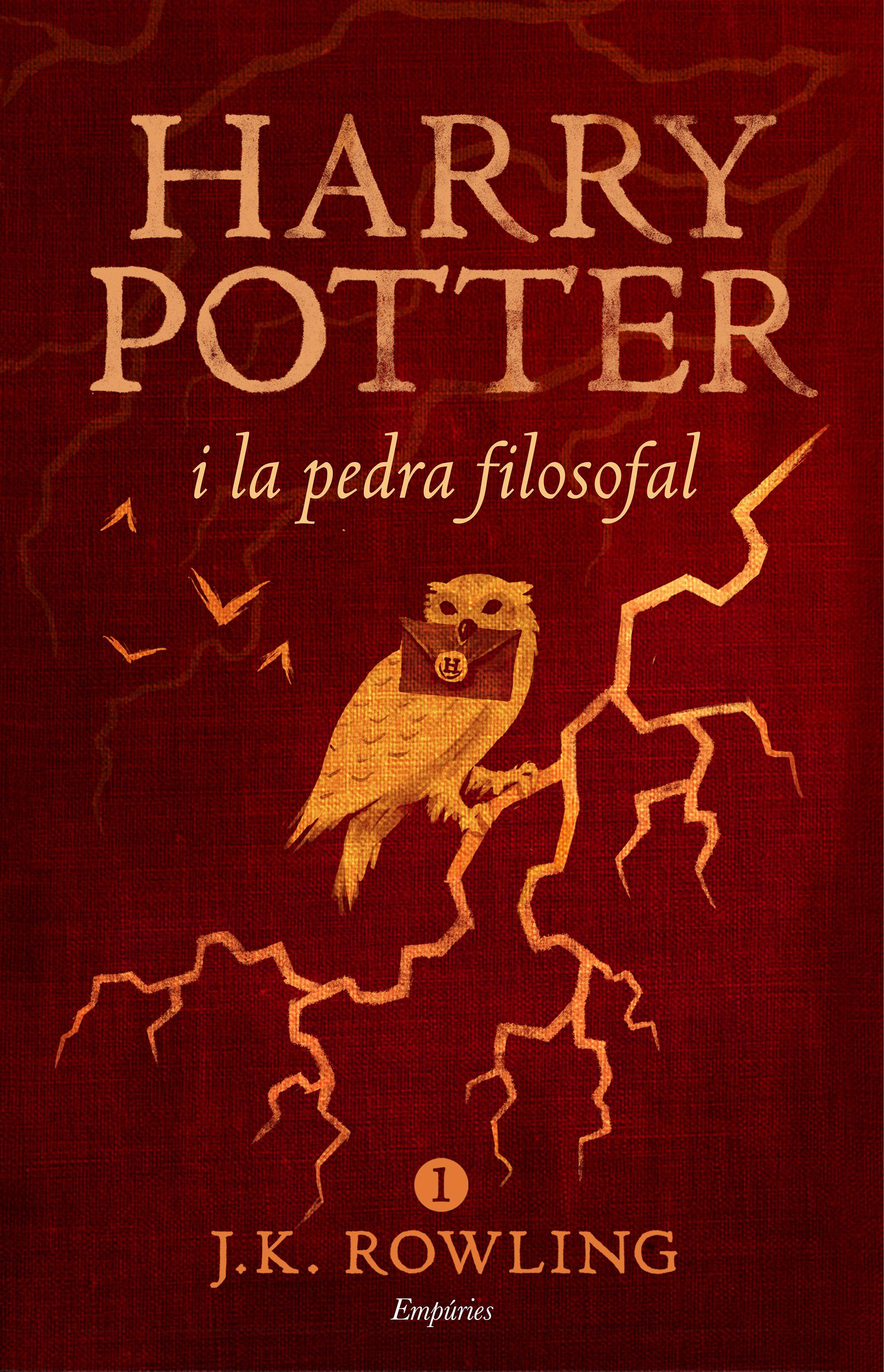 Harry Potter É A Pedra Filosofal with regard to harry potter i la pedra filosofal (rÚstica)   j.k. rowling