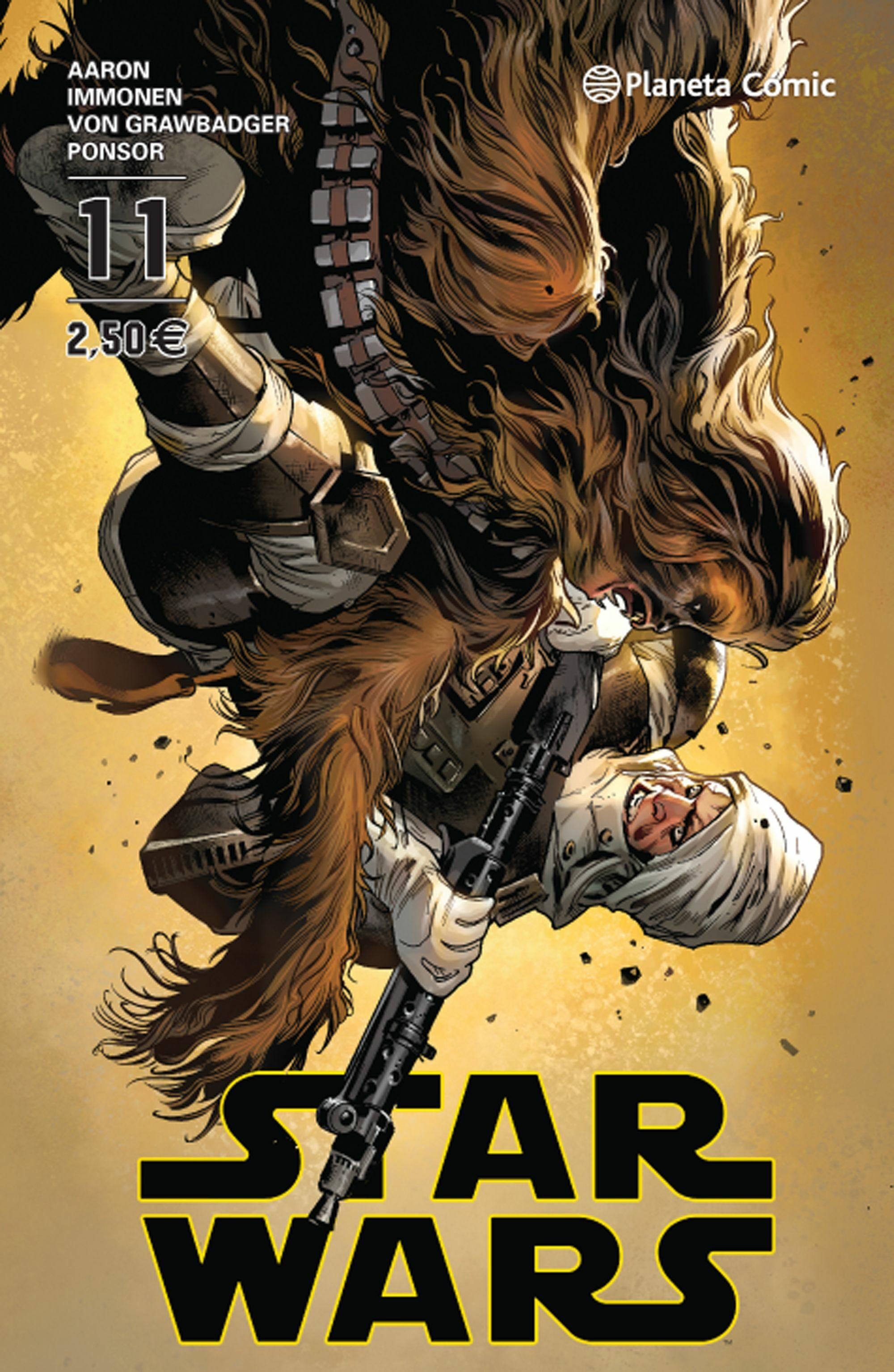 star wars nº 11-jason aaron-9788416476701