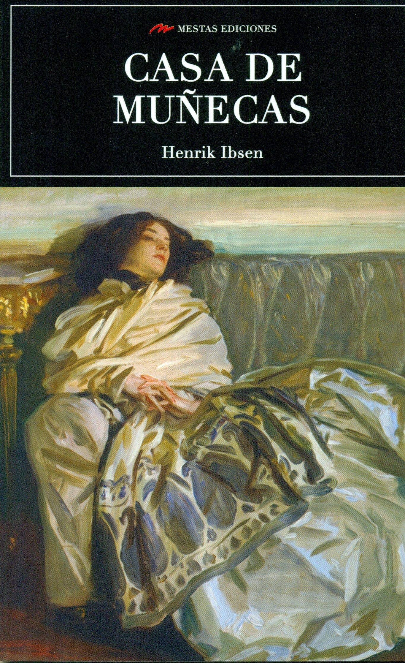 CASA DE MUÑECAS   HENRIK IBSEN   Comprar libro 9788416775101