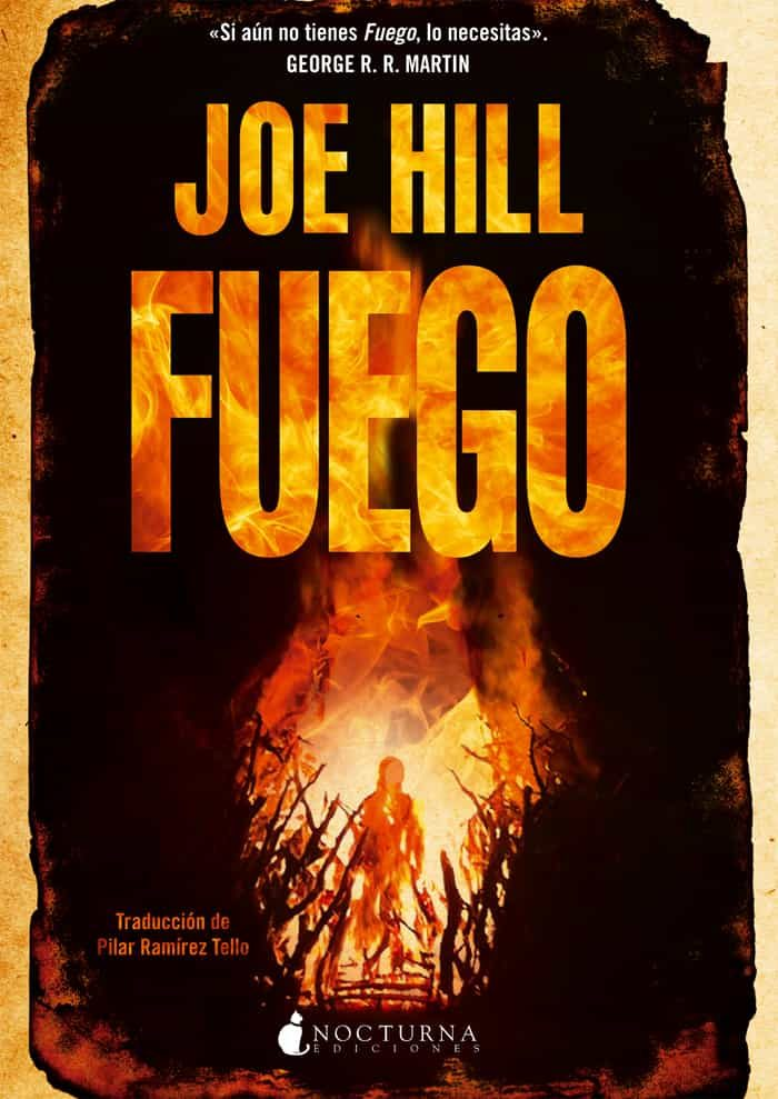 Image result for fuego joe hill