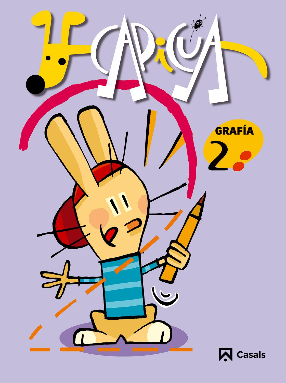 Capicua, Grafia, Matematicas, 2 Educacion Infantil (cuaderno) por Vv.aa.