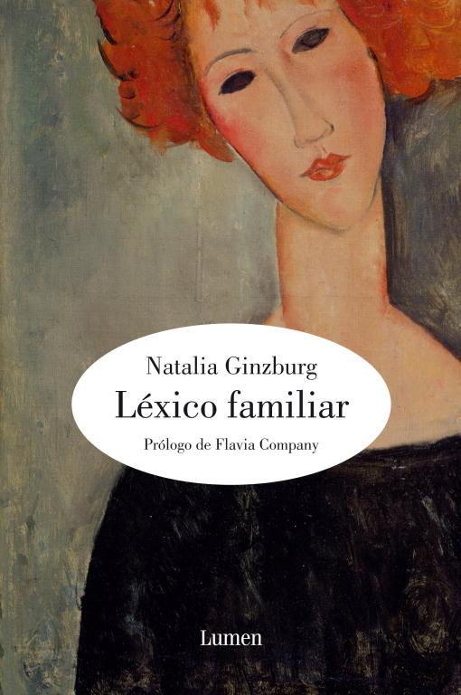 lexico familiar-natalia ginzburg-9788426416001