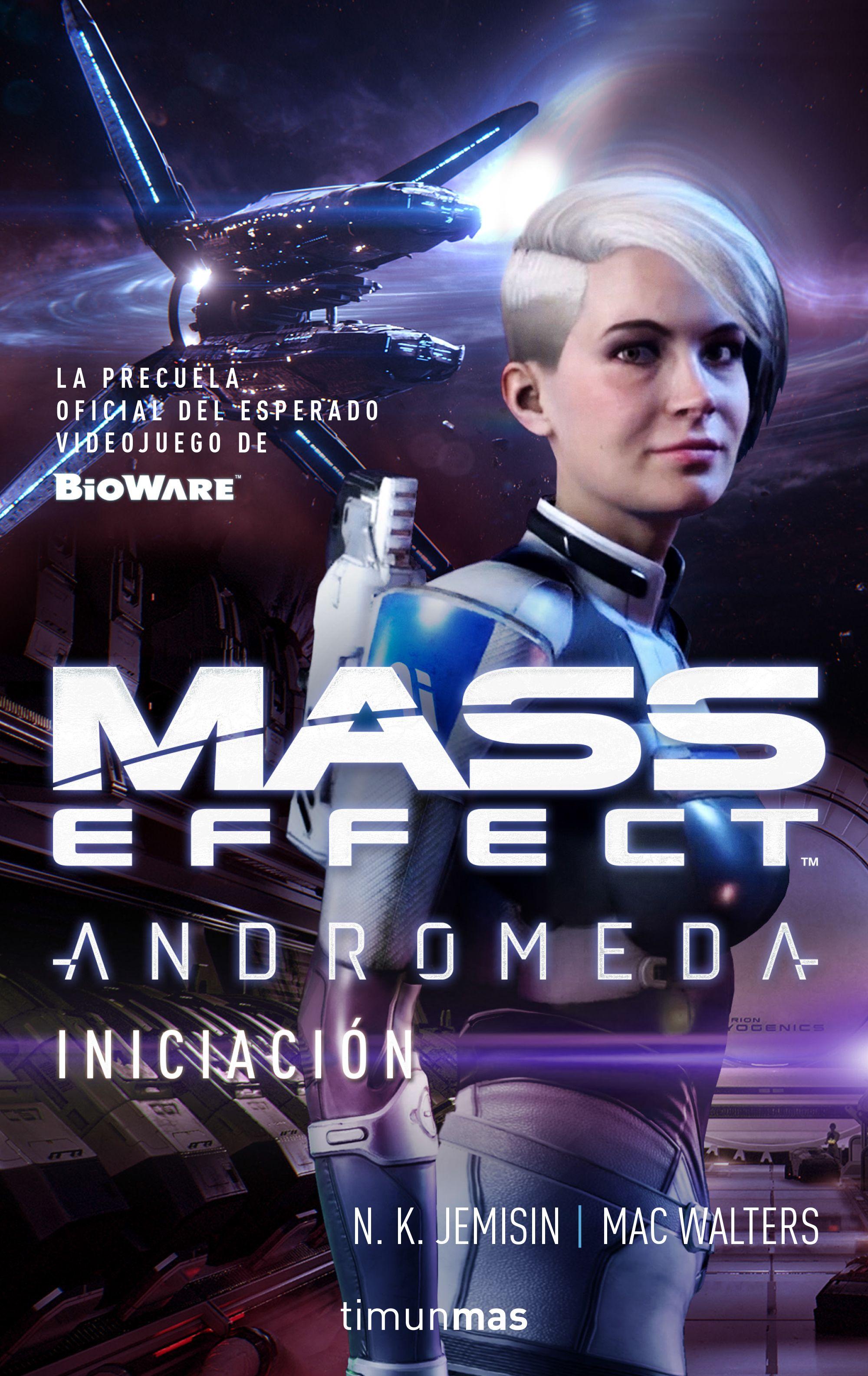 mass effect andromeda. iniciacion-n.k. jemisin-mac walters-9788445005101
