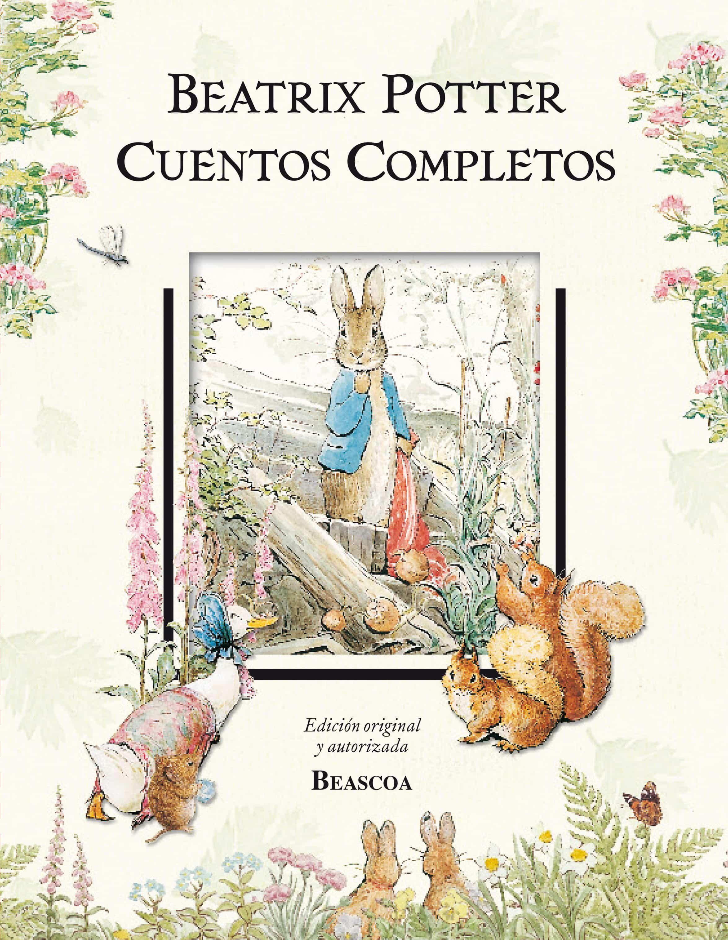 cuentos completos-beatrix potter-9788448819101