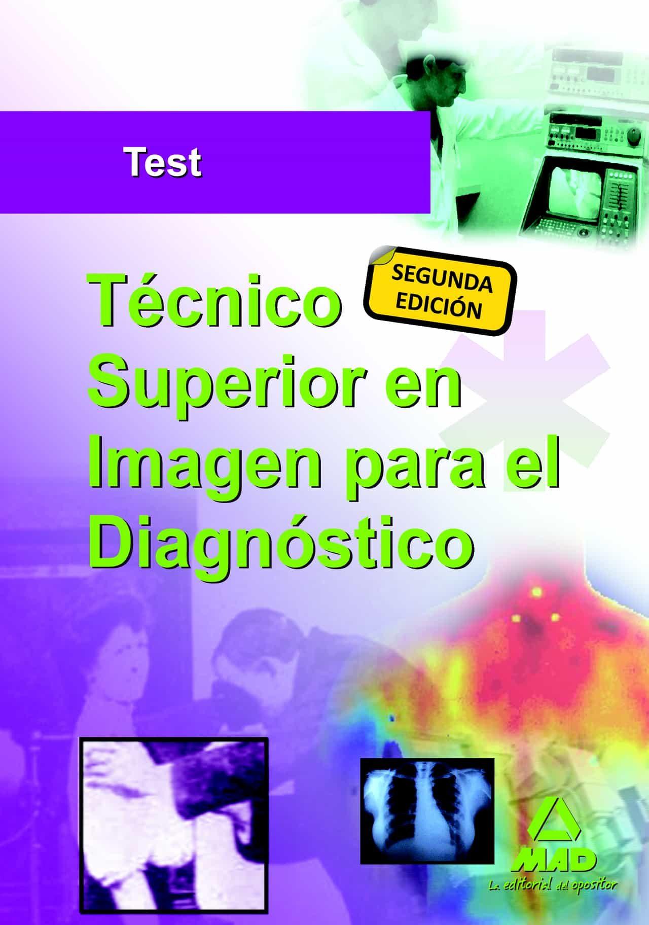 tecnico superior de imagen para el diagnostico. test-9788467676501