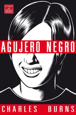 Agujero Negro: Obra Completa por Charles Burns