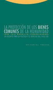 Proteccion De Los Bienes Comunes De La Humanidad por Jose Luis Gordillo Courcieres epub