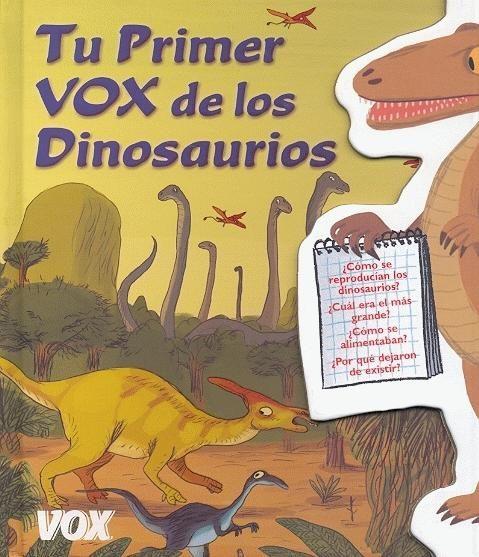 Tu Primer Vox De Los Dinosaurios por Vv.aa. epub