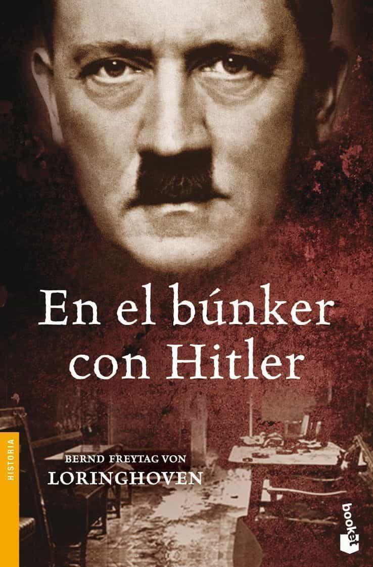 En El Bunker Con Hitler por Bernd Freytang Von Loringhoven epub