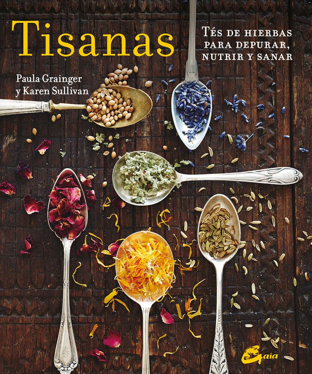 tisanas-paula grainger-karen sullivan-9788484456001