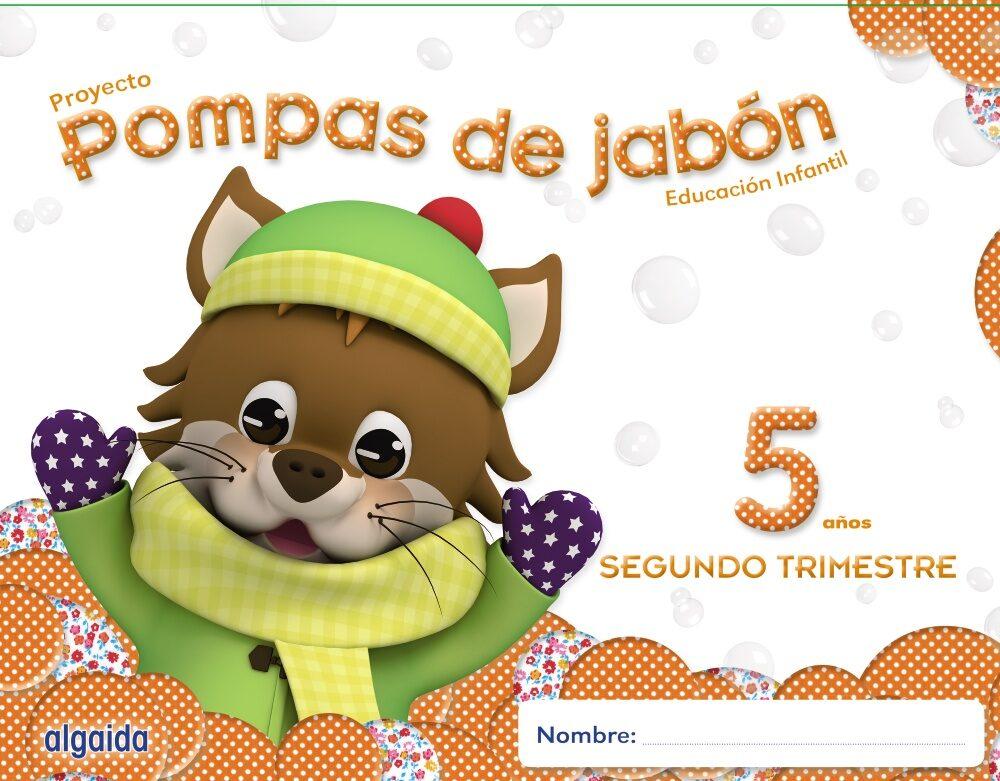 libros infantil pompas de jabon