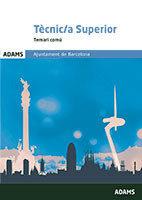 ajuntament de barcelona: tecnic/a superior temari comu-9788491477501