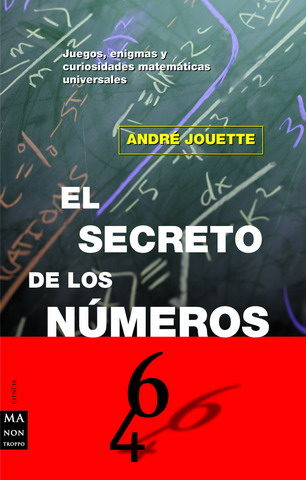 el secreto de los numeros-andre jouette-9788495601001