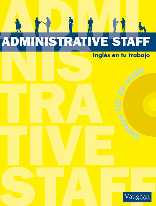 Administrative Staff (libro + Cd) por Vv.aa. epub