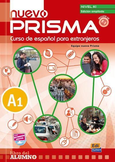 Nuevo Prisma A1 Alumno (ed.ampliada) (español Extranjeros) por Vvaa