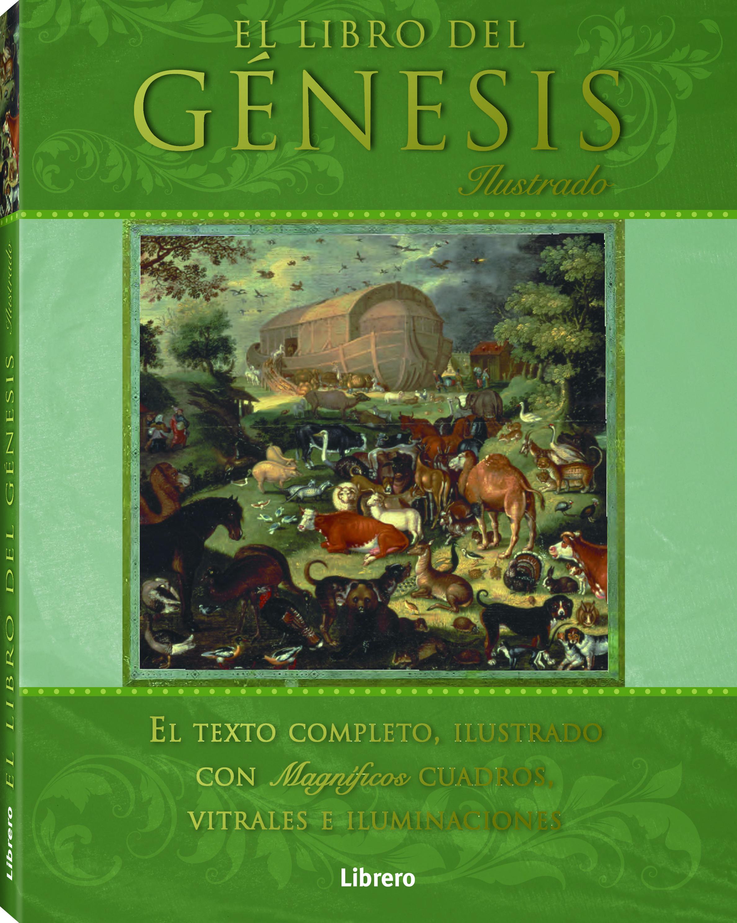 (pe) el libro del genesis ilustrado-9789089985101