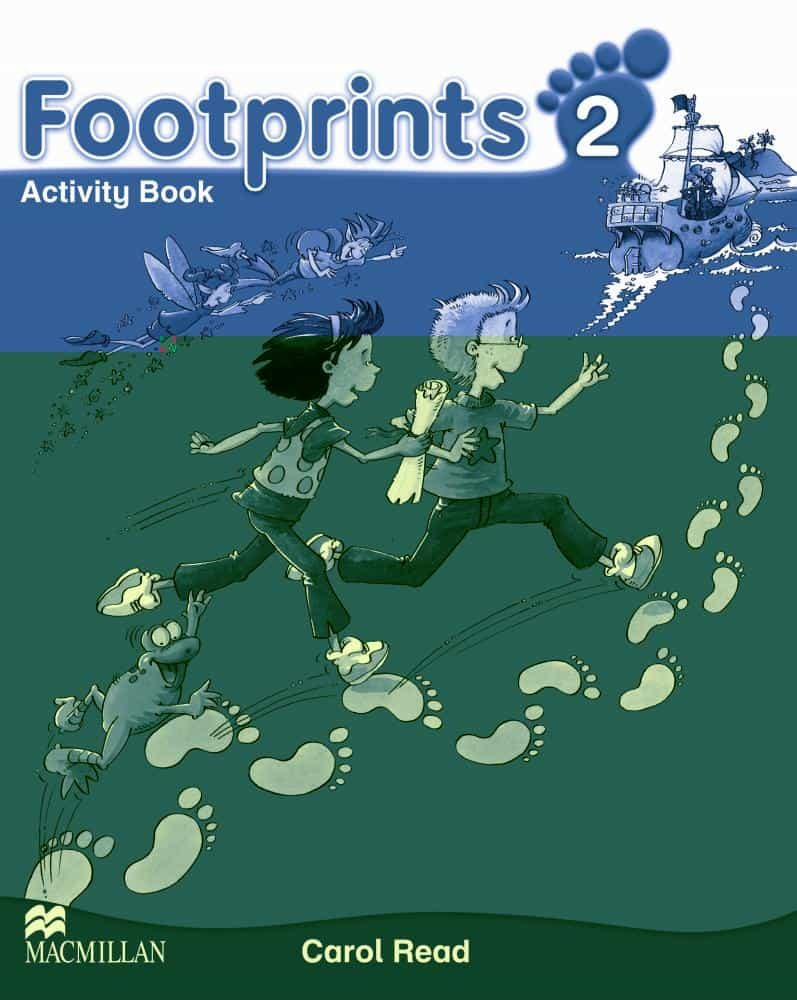 Footprints 2 activity book vvaa comprar libro 9780230012011 footprints 2 activity book gumiabroncs Images
