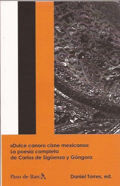 descargar DULCE CANORO CISNE MEXICANO pdf, ebook