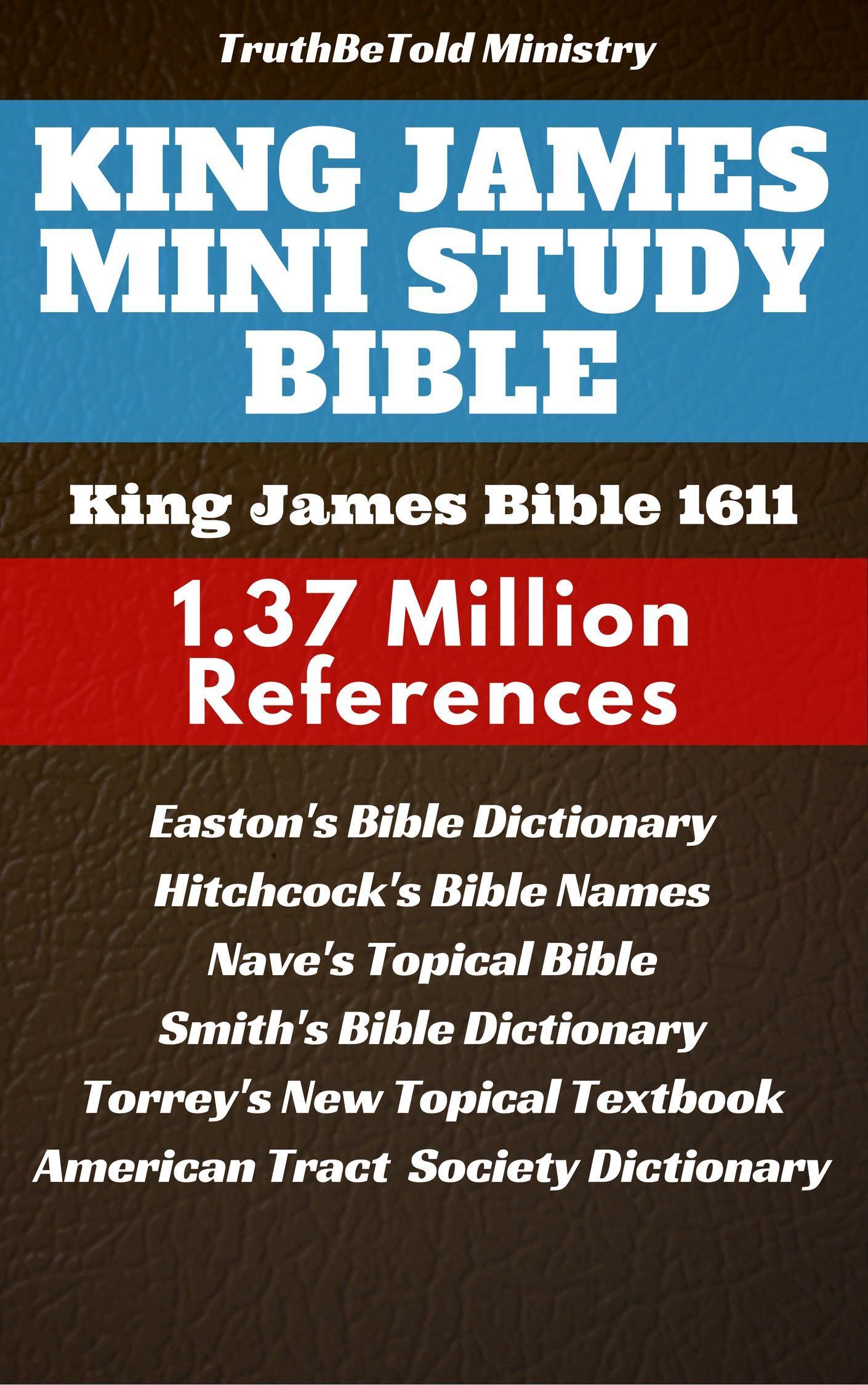 Kjv Bible With Concordance Pdf