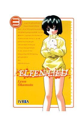 elfen lied nº 3-lynn okamoto-9788415513711
