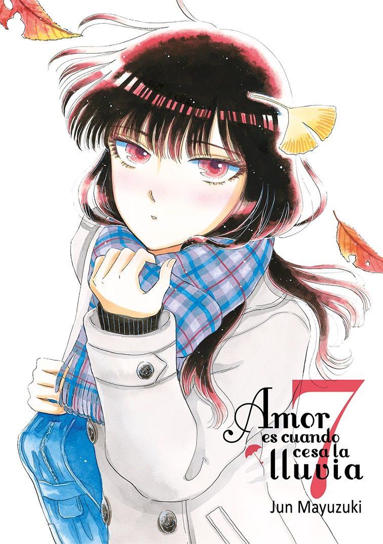 Amor Es Cuando Cesa La Lluvia (vol. 7) por Jun Mayuzuki