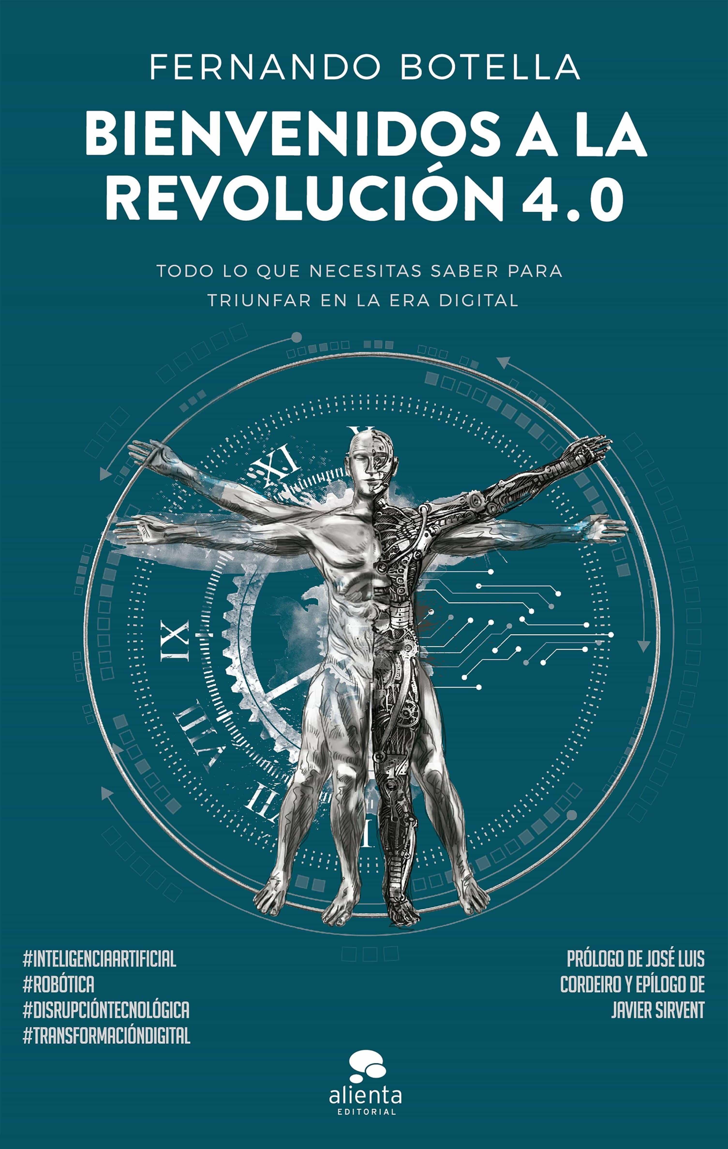 bienvenidos a la revolución 4.0 (ebook)-fernando botella-9788416928811