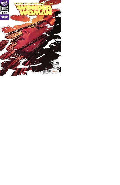 Wonder Woman Nº 25/11 (renacimiento) por James Robinson