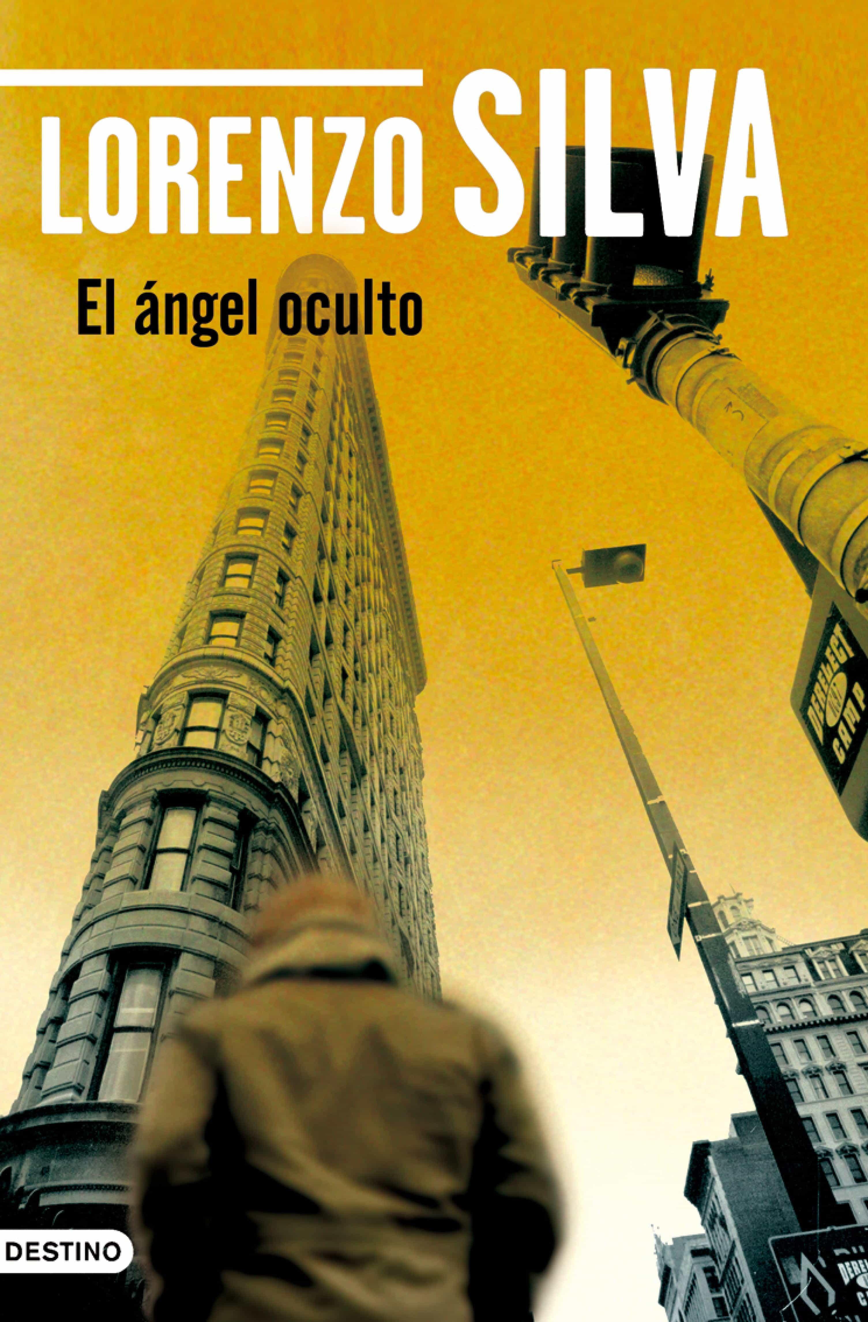 El Ángel Oculto   por Lorenzo Silva
