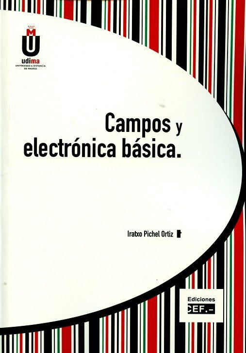 Resultado de imagen para Campos y electrónica básica udima