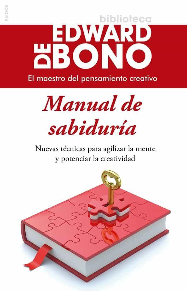 Manual De Sabiduria por Edward De Bono