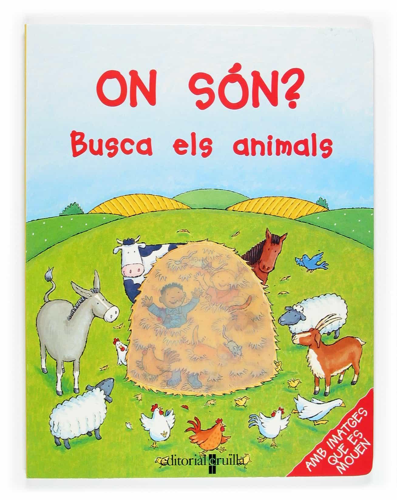 On Son? Busca Els Animals por Jess Stockham epub