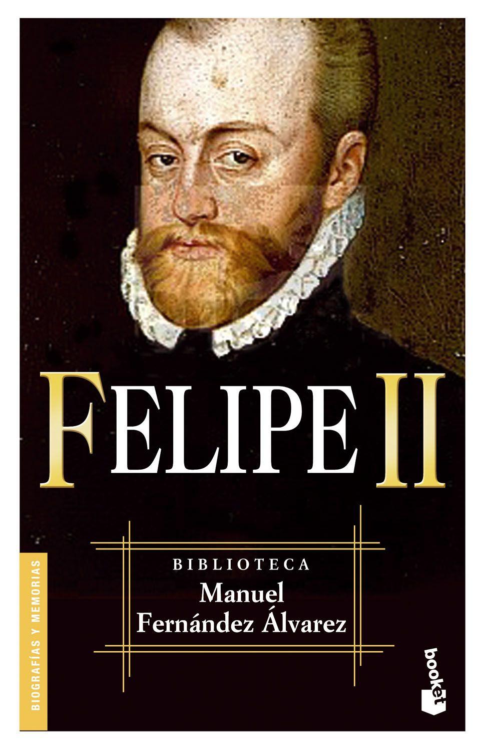 Felipe Ii por Manuel Fernandez Alvarez epub