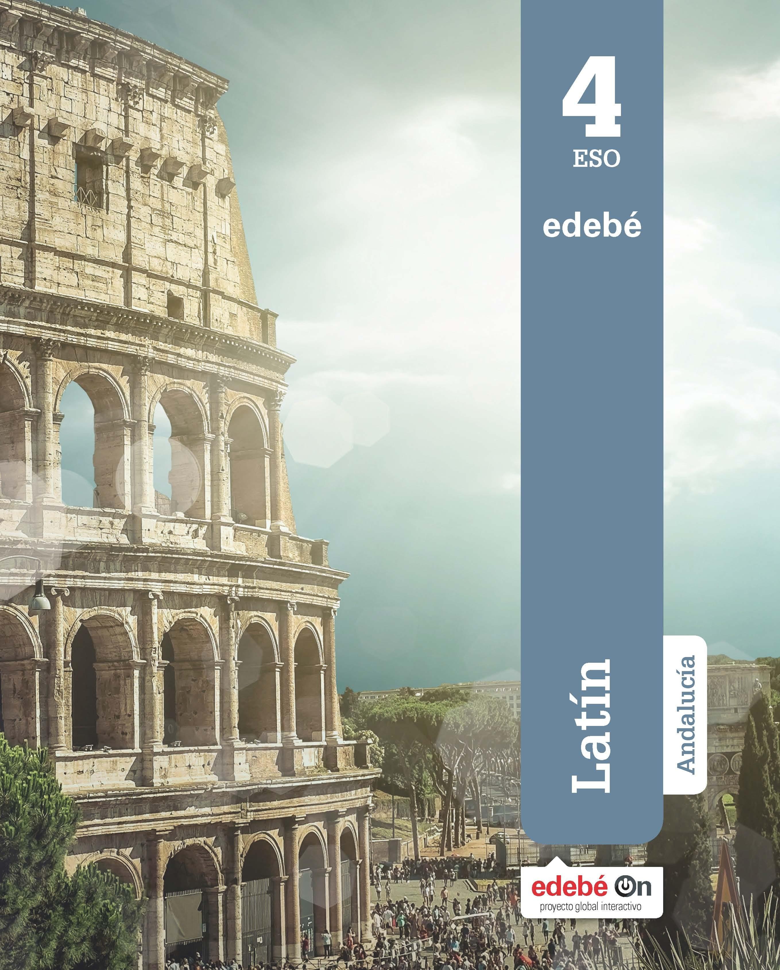 descargar LATIN 4º ESO ANDALUCIA pdf, ebook