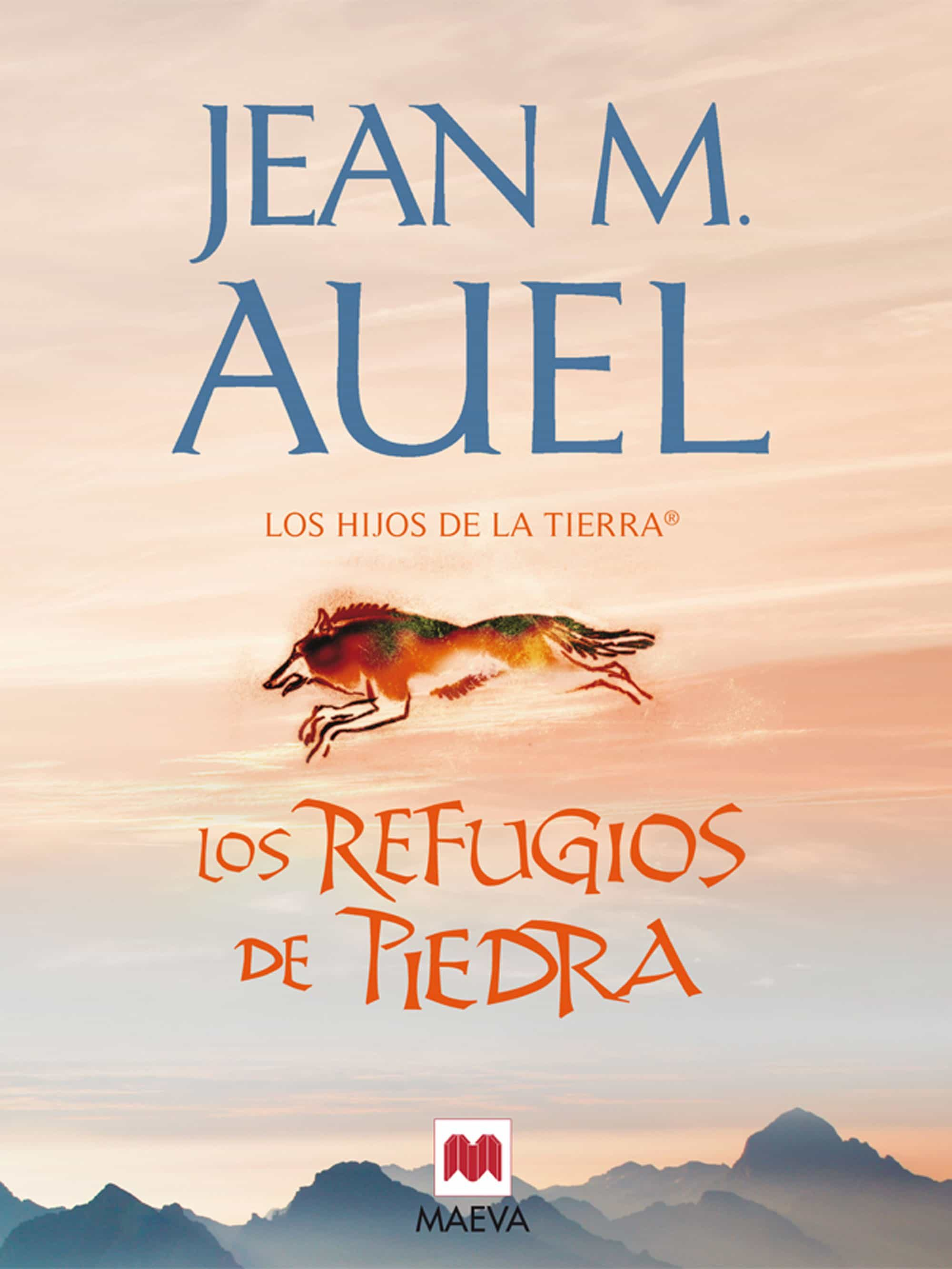 Los Refugios De Piedra   por Jean M. Auel