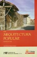 Guia Arquitectura Popular Provincia De Avila: Cuadernos De Patrim Onio Abulense Nº 10 por Jose Antonio Navarro Barba epub