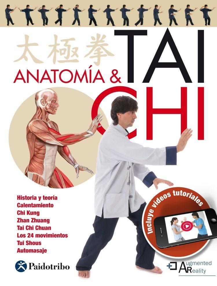 ANATOMIA Y TAI CHI | DAVID CURTO SECANELLA | Comprar libro 9788499106311