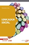 Educador Social. Temario Vol. I. por Vv.aa. epub