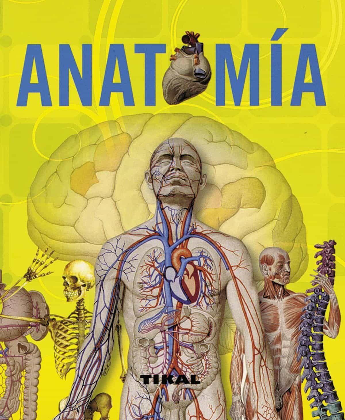 ANATOMIA | VV.AA. | Comprar libro 9788499280011