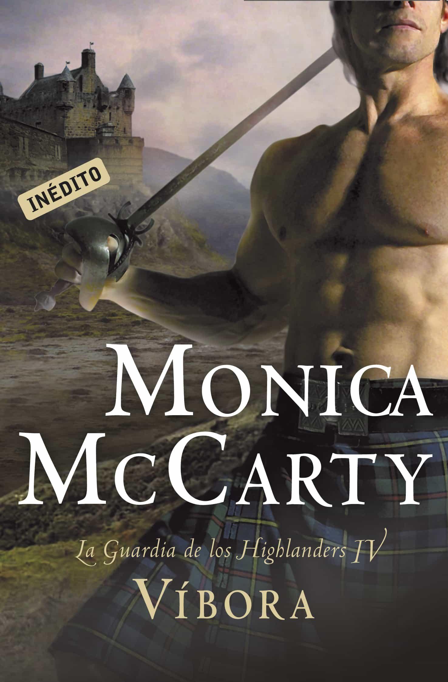 Víbora (la Guardia De Los Highlanders 4)   por Monica Mccarty