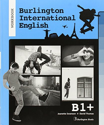 burlington international english b1+ (workbook)-9789963514311