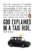 God Explained In A Taxi Ride por Paul Arden