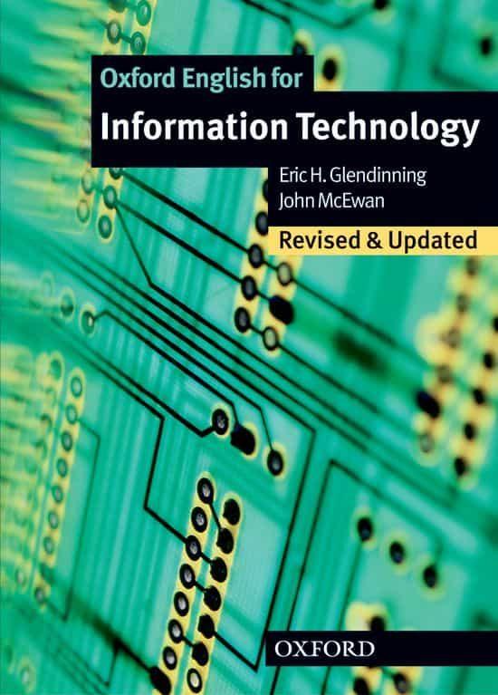 Oxford English For Information Technology: Student S Book por John Mcewan Gratis