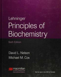 principles of biochemistry-david l. nelson-michael m. cox-9781464109621