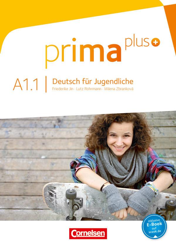 descargar PRIMA PLUS A1.1 LIBRO DE CURSO pdf, ebook