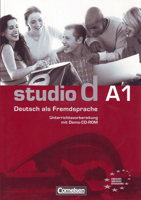 Studio D A1: Deutsch Als Fremsprache (libro Del Profesor) por Vv.aa. Gratis